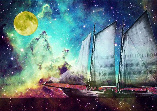 galileos-dream-schooner-art-by-sharon-cummings-sharon-cummings